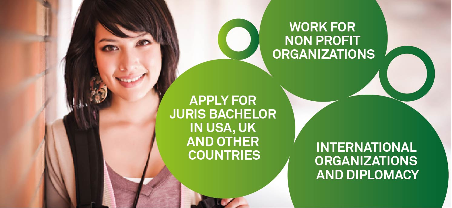 students careers undergraduate degree b a in global governance students who instead decide to enter the labour market after the programme will be able to participate in different public competitions in among