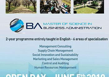 Open Day - MSc Business Administration