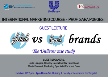 International Marketing guest lecture