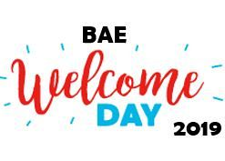 BAE Welcome Day