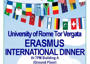 Erasmus International Dinner and Christmas Choir