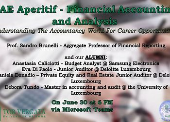 BAE Aperitif - Financial Accounting and Analysis