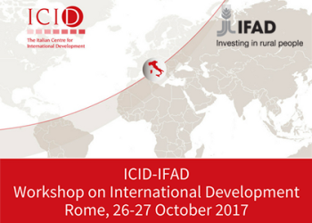 ICID - IFAD Workshop on International Development