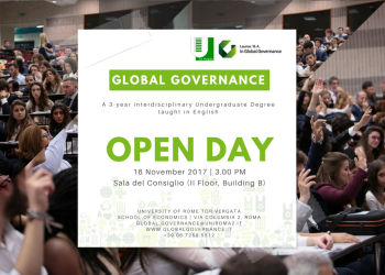 Open Day Global Governance