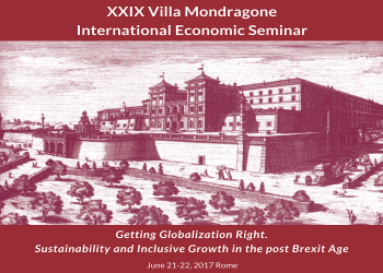 Villa Mondragone International Economic Seminar