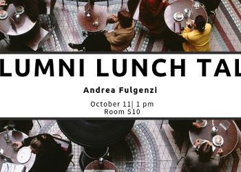 Alumni Lunch Talk