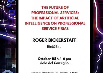Global Conversation with Roger Bickerstaff