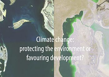 Climate change: protecting the environment or favouring development?