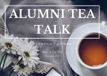 Alumni Tea Talk