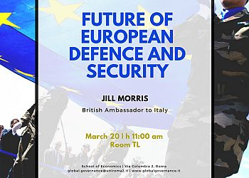 Future of European Defence and Security