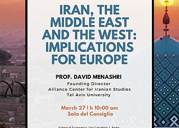 Iran, the Middle East and the West: Implications for Europe
