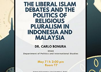 The Liberal Islam Debates and the Politics of Religious Pluralism in Indonesia and Malaysia