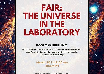 FAIR: The Universe in the Laboratory