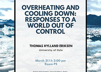 Overheating and cooling down: Responses to a world out of control