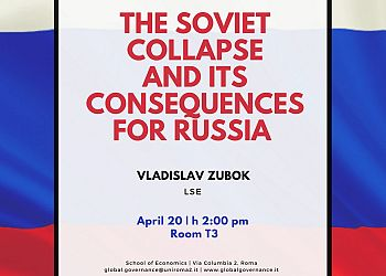 The soviet collapse and its consequences for Russia