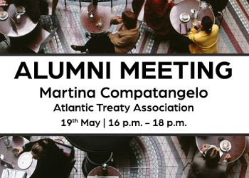 Alumni meeting with Martina Compatangelo GG'17