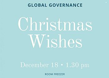 Global Governance Christmas Wishes
