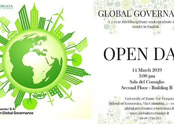 Global Governance Open Day