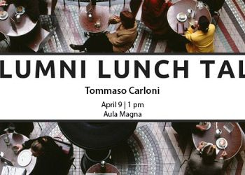 Alumni Lunch Talk with Tommaso Carloni