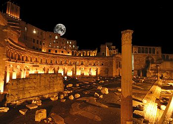 Off-campus activity: Journeys through Ancient Rome