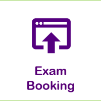 BOOK AND EXAM NOW