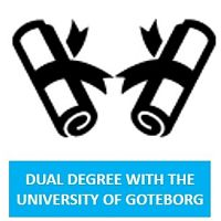 Dual Degree with the University of Goteborg