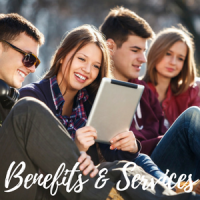 Benefits and services for Tor Vergata students