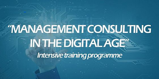 Management Consulting in the Digital Age summer school