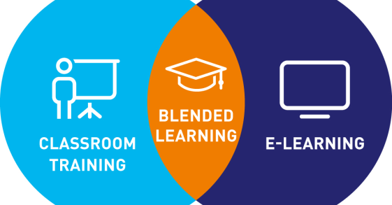 Blended learning from September 2020